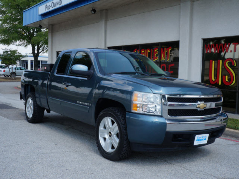 Used Chevy Silverado Transmission