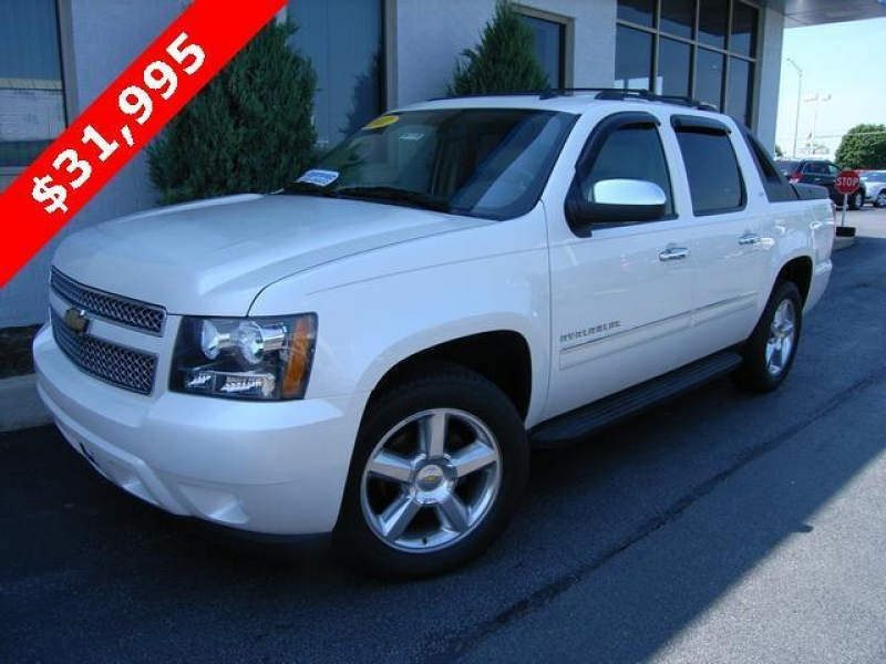 2011 Chevrolet Avalanche 4-Wheel Drive LTZ - Sold - www.applechevy.com