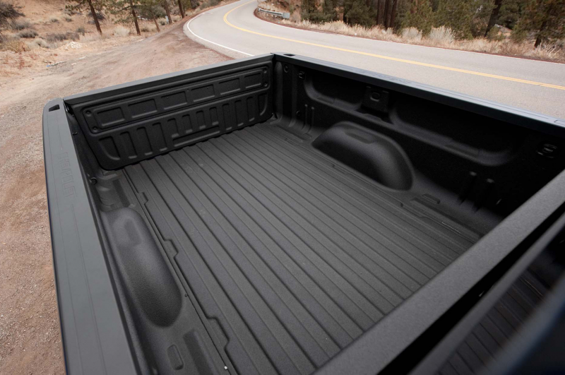 2015 Chevrolet Silverado 2500Hd Ltz Truck Bed