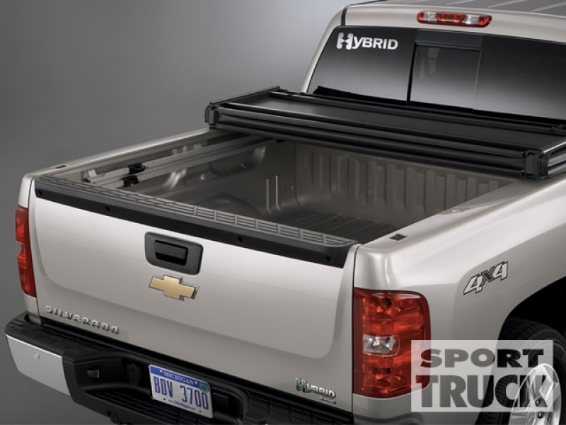 Learn more about Chevrolet Silverado Truck Bed.