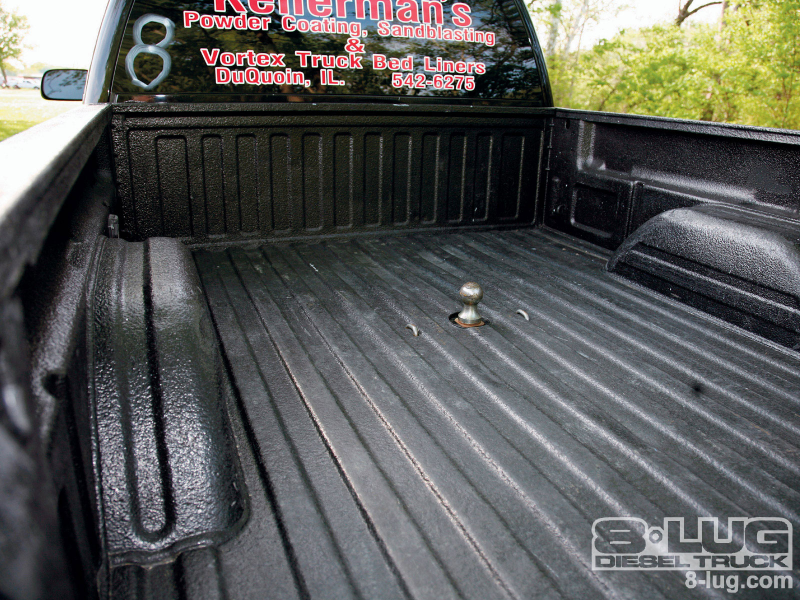 Custom Chevy Silverado 2500Hd Truck Bed