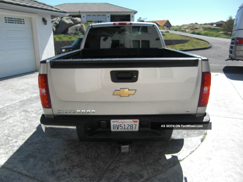 2007 Chevy Silverado 1500 Truck Short Bed C/K Pickup 1500 photo 5