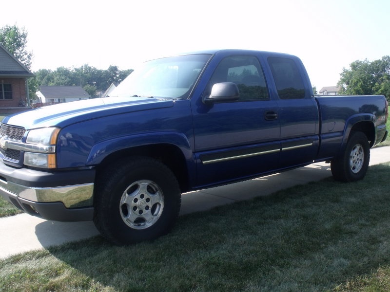Picture of 2003 Chevrolet Silverado 1500 LS Ext Cab Short Bed 4WD ...