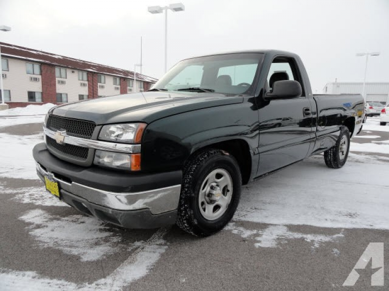 2003 Chevrolet Silverado 1500 for sale in Bradley, Illinois