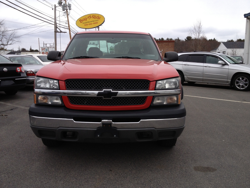 2003 Chevrolet Silverado 1500 LT Ext Cab Short Bed 4WD picture ...