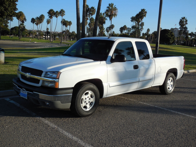 Picture of 2003 Chevrolet Silverado 1500 LT Ext Cab Short Bed 2WD ...