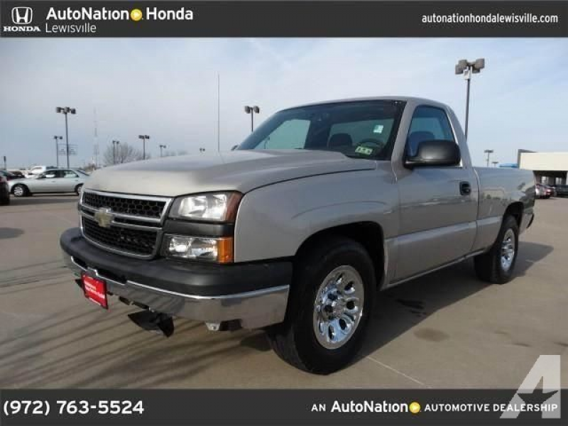 2006 Chevrolet Silverado 1500 for sale in Lewisville, Texas