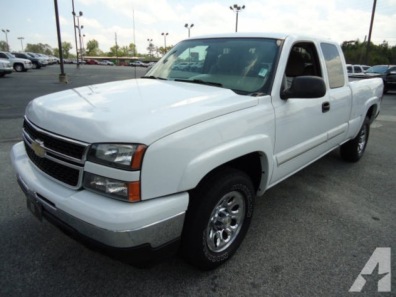 2006 Chevrolet Silverado 1500 for sale in Hazlehurst, Georgia