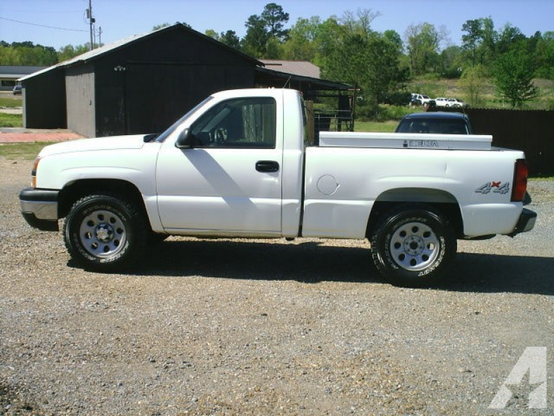 2006 Chevrolet Silverado 1500 for sale in El Dorado, Arkansas