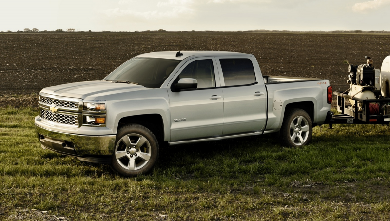 Home / Research / Chevrolet / Silverado 1500 / 2015