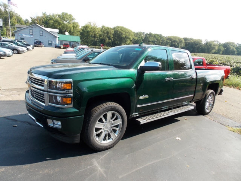 New 2015 Chevrolet Silverado 1500 High Country