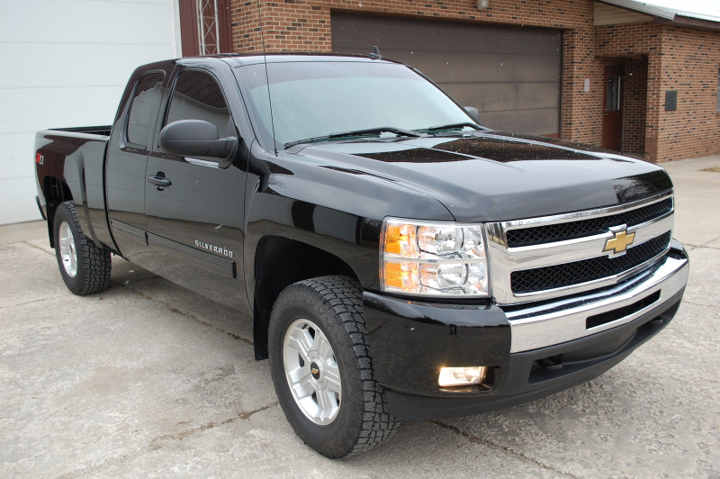 Picture of 2010 Chevrolet Silverado 1500 LT1 Ext. Cab 4WD, exterior