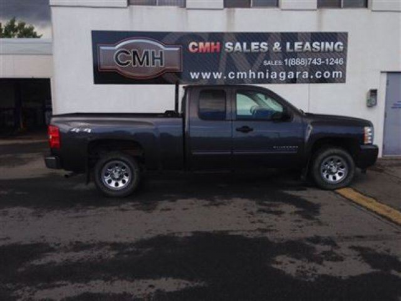 2010 Chevrolet Silverado 1500 LS Cheyenne Edition in St Catharines ...