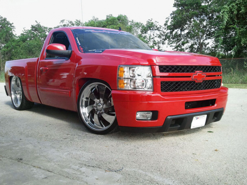 ... Performance Upgrades for Chevrolet Silverado 1500 Pickup Trucks
