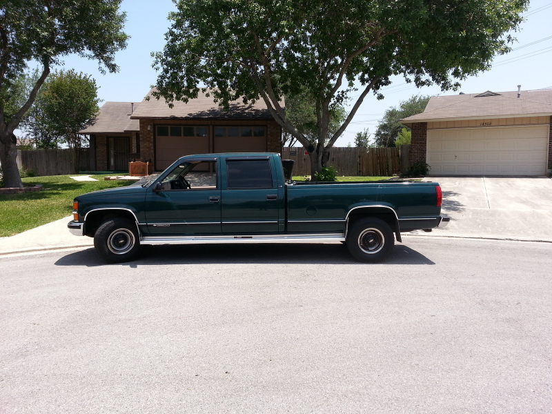 Picture of 2000 Chevrolet C/K 3500 Crew Cab Long Bed 2WD