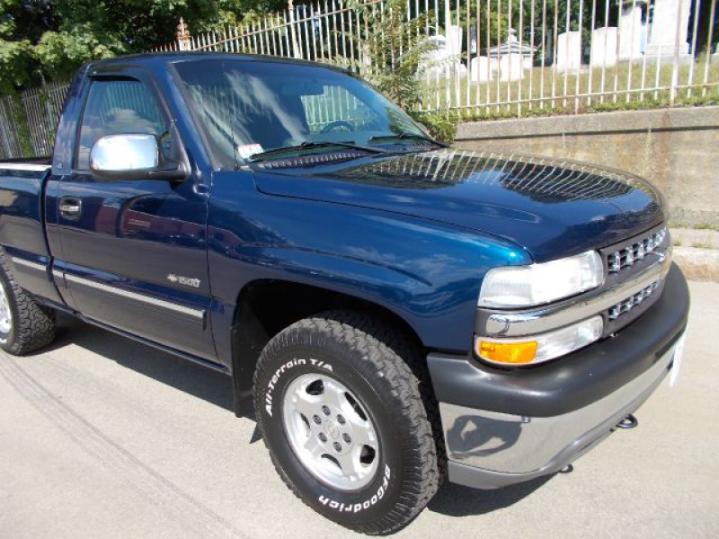 2001 Chevrolet Silverado 1500 Photos