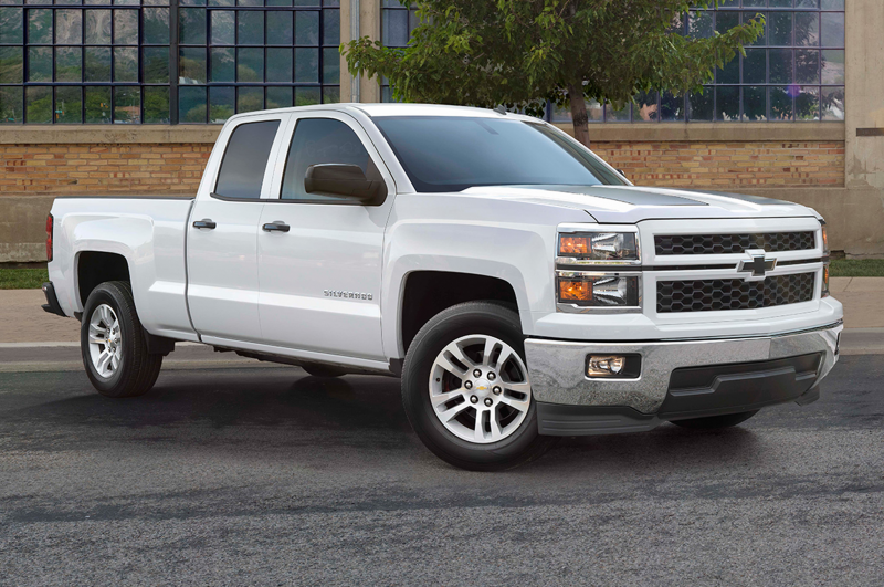 2015 Chevrolet Silverado 1500 Rally Edition In White
