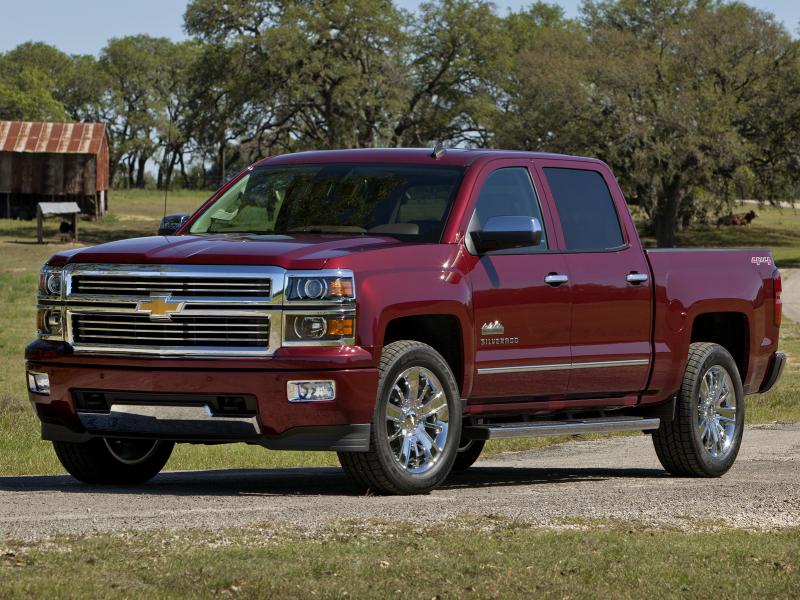 Home / Research / Chevrolet / Silverado 1500 / 2014