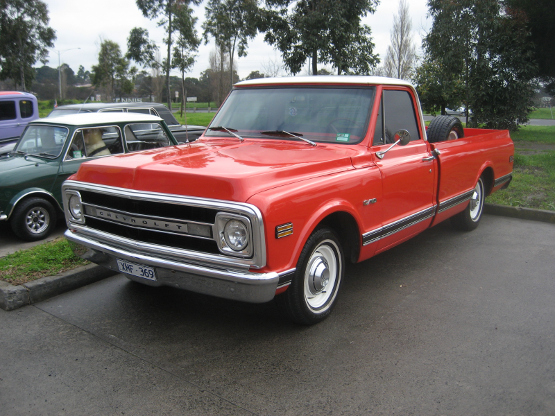 Description 1970 Chevrolet C10 Pickup.jpg