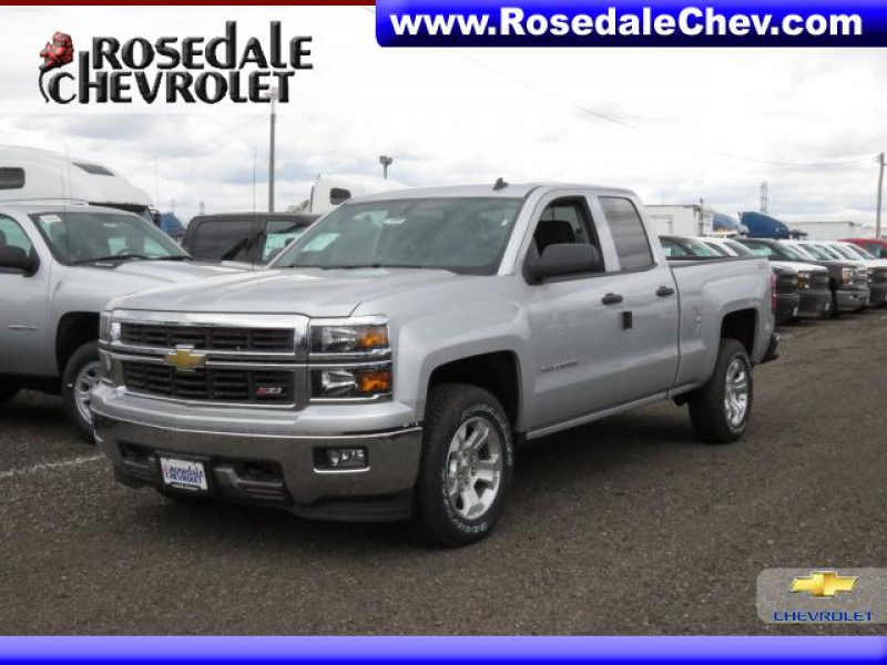 2014 Chevrolet Silverado 1500 Lt, 1sz All Star Edition Package
