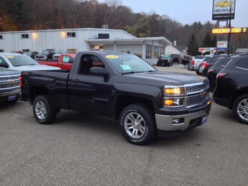 chevrolet silverado regular cab short box