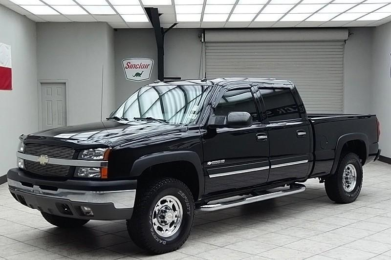 "2003 Chevrolet Silverado 1500 HD Crew Cab ""Black Stallion ..."