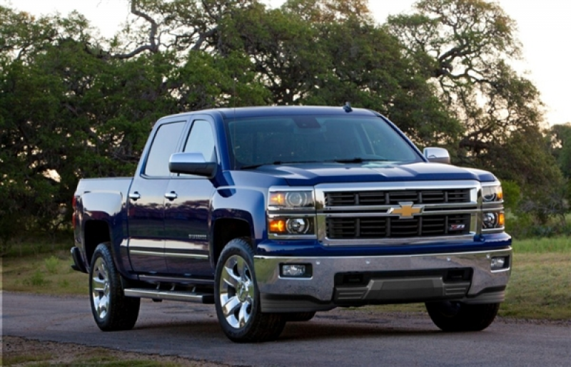 2014 Silverado/Sierra pickups to have most standard V6 torque 1