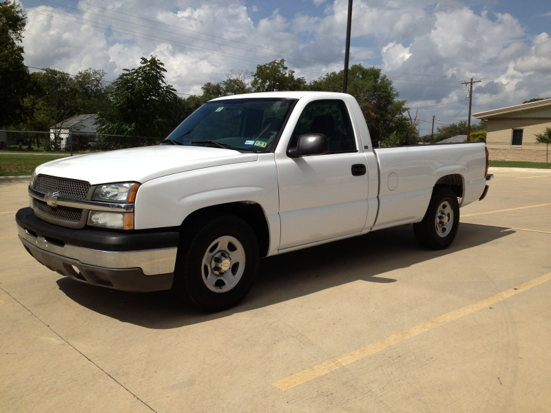 Picture of 2004 Chevrolet Silverado 1500 LS Long Bed 2WD, exterior