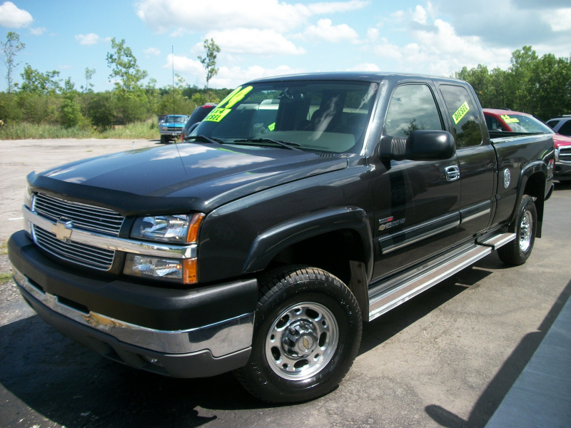 Picture of 2004 Chevrolet Silverado 2500HD 4 Dr LS 4WD Extended Cab LB ...