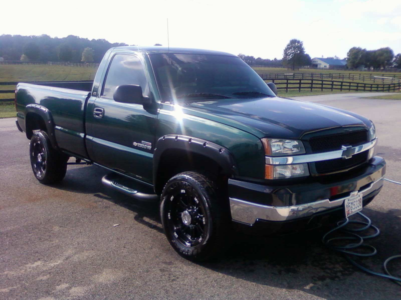 Picture of 2004 Chevrolet Silverado 2500HD 2 Dr Work Truck Standard ...