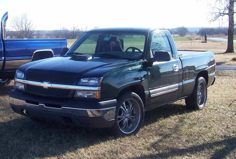 Picture of 2004 Chevrolet Silverado 1500 LS Short Bed 2WD