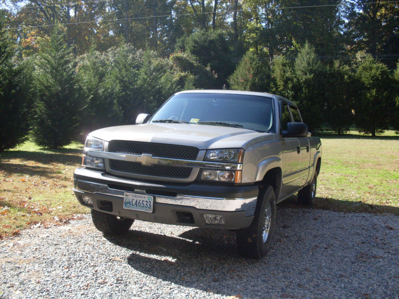 2003 Chevy Silverado 1500 HD Pickup truck