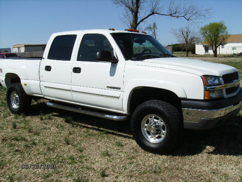 2002 Chevy Silverado 1500 Hd Mpg