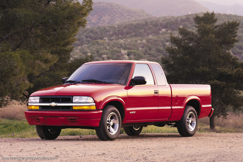 Chevy S10 Used Trucks For Sale