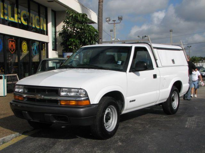 Used Chevrolet S10 Light Duty Truck For Sale in Florida Hollywood