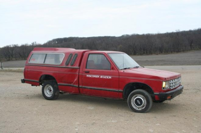 number b286 condition used year 1989 manufacturer chevrolet model s10 ...