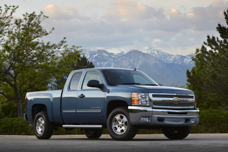 Home / Research / Chevrolet / Silverado 1500 / 2013