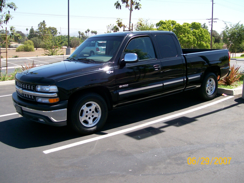 Picture of 2000 Chevrolet Silverado 1500 Ext Cab Long Bed 2WD ...