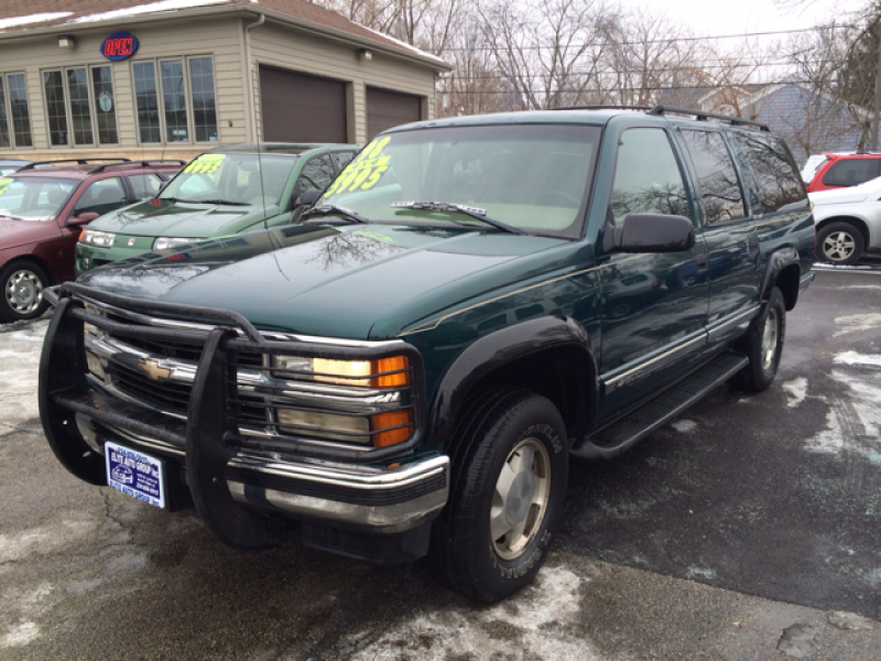 1998 Chevrolet Suburban K1500 4WD - SOUTH ELGIN IL