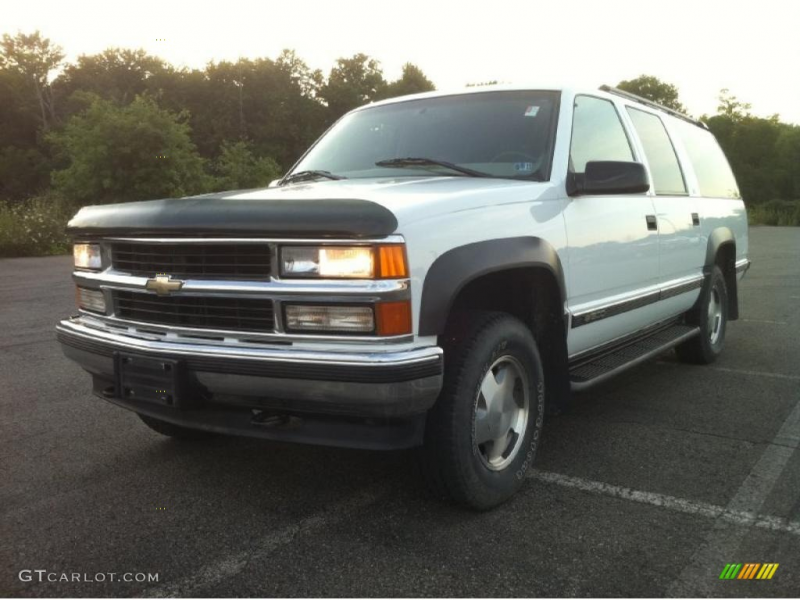 Learn more about 1998 Chevrolet K1500 Suburban.