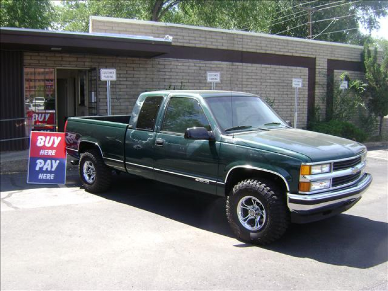 Chevrolet K1500 Base '1995 Photos