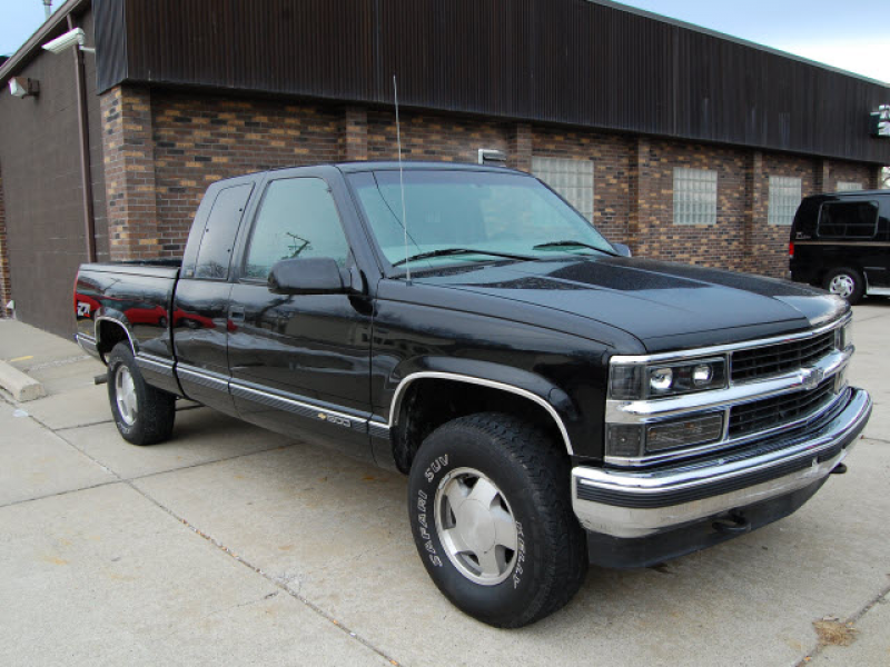 Chevrolet K1500 photos: