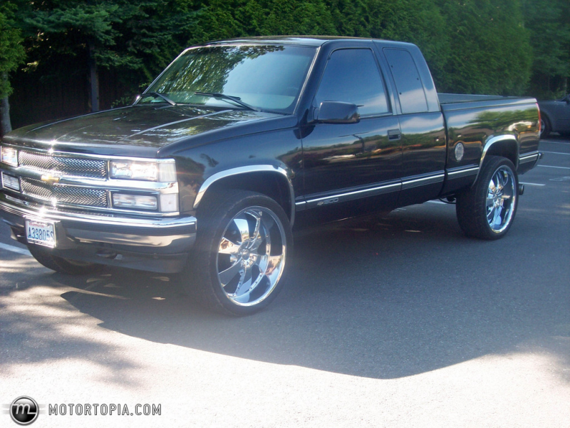 Chevrolet K1500:picture # 3 , reviews, news, specs, buy car