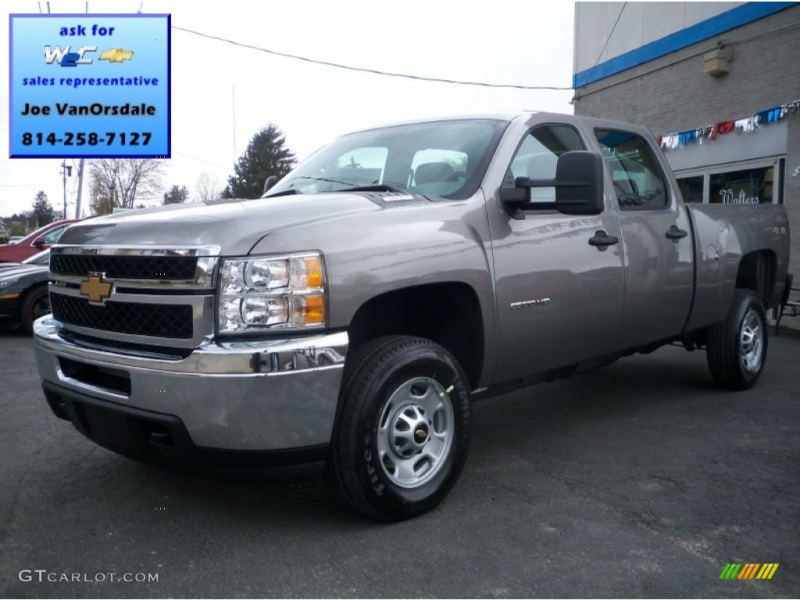 Chevrolet 2500HD Crew Cab