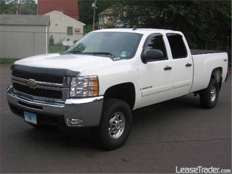 2008 Chevrolet Silverado 2500HD Crew Cab available for lease, special ...