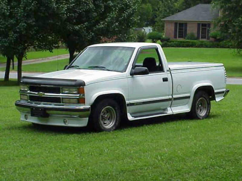 95chevysilverado 1995 Chevrolet C/K Pick-Up 2258628