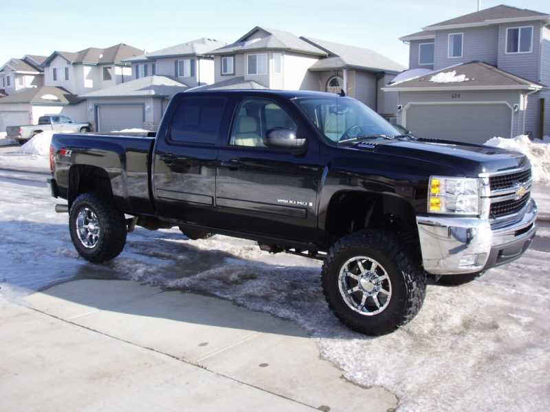 Picture of 2007 Chevrolet Silverado 2500HD LTZ Crew Cab LB 4WD ...