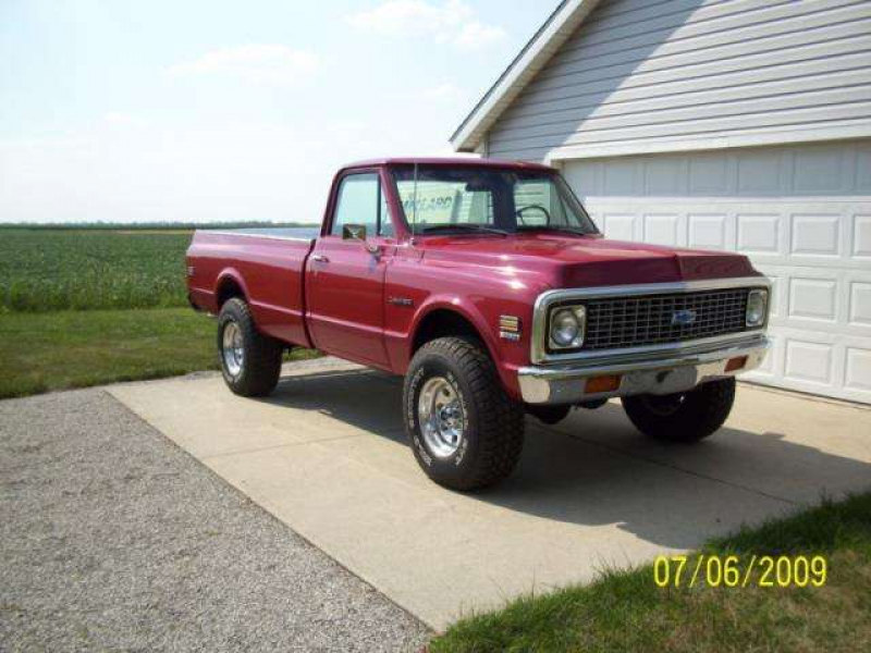 1972 - Chevrolet C/k Pickup 2500 Any questions at : kathypn1mckenzie@ ...