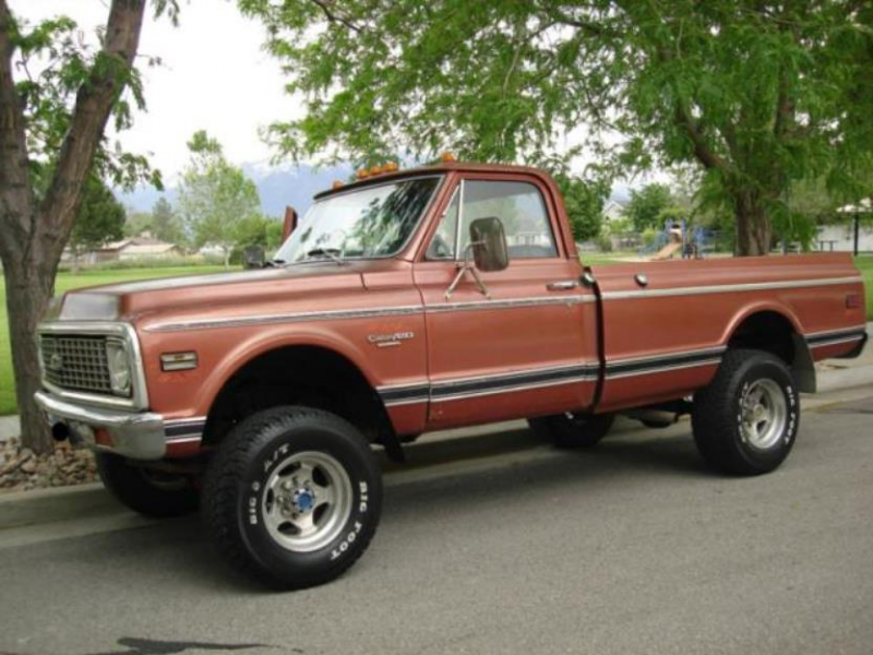 1972 Chevrolet C/k Pickup 2500 for sale in West Point, Virginia, Usa ...