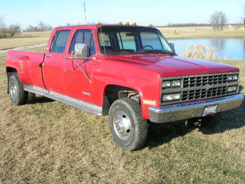Farmboy454's 1989 Chevrolet C/K Pick-Up